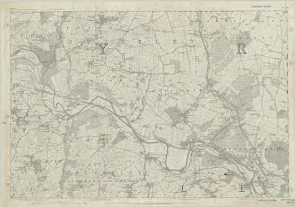 Yorkshire 202 - OS Six-Inch Map
