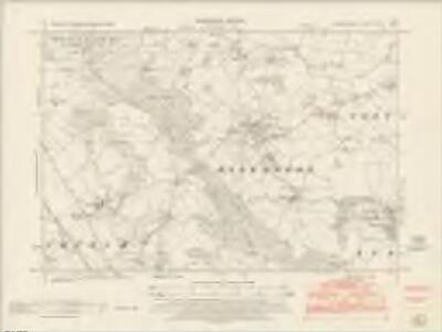 Herefordshire XXXII.SW - OS Six-Inch Map
