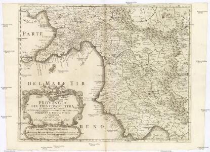 Provincia del principato Citra