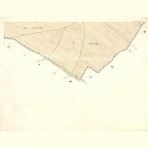 Pruschanek - m2439-1-008 - Kaiserpflichtexemplar der Landkarten des stabilen Katasters