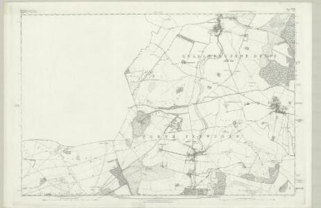 Wiltshire XLVIII - OS Six-Inch Map