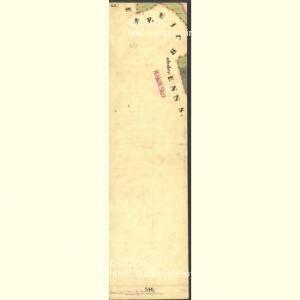 Sarrau - c3772-1-010 - Kaiserpflichtexemplar der Landkarten des stabilen Katasters
