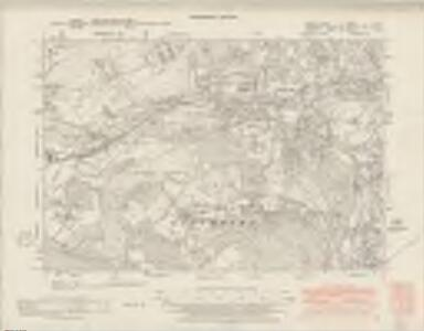 Sussex X.NE - OS Six-Inch Map