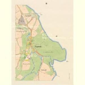 Pograth - c5891-1-002 - Kaiserpflichtexemplar der Landkarten des stabilen Katasters