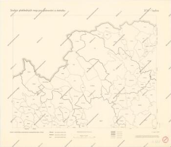 Soubor přehledných map pro plánování a statistiku: 3751 – Teplice