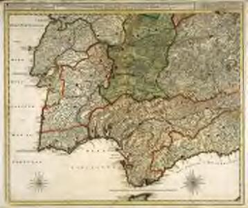 Perfectissima geographica delineatio regnorum Vandalitiæ, Granatæ, et Algarbiæ