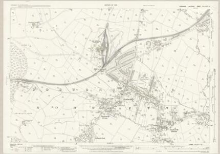 Yorkshire CCLXXIV.10 (includes: Barnsley; Dodworth) - 25 Inch Map