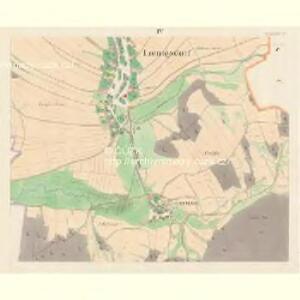 Lomigsdorf (Dlomilow) - m0455-1-004 - Kaiserpflichtexemplar der Landkarten des stabilen Katasters