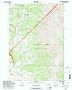 East Fork Basin