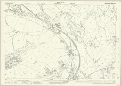 Monmouthshire XXIX.5 (includes: Caerleon; Llanfrechfa Lower; Llanhennock Fawr) - 25 Inch Map