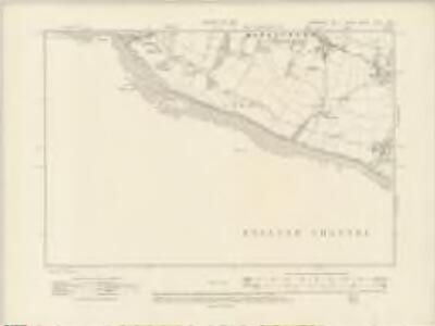 Hampshire & Isle of Wight XCVII.NW - OS Six-Inch Map