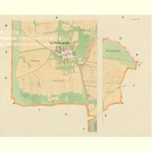 Drahotieschitz - c1499-1-004 - Kaiserpflichtexemplar der Landkarten des stabilen Katasters