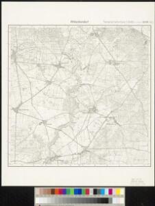 Meßtischblatt 3249 : Wölsickendorf, 1943