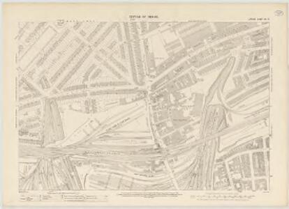 London VII.13 - OS London Town Plan