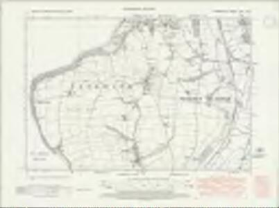 Cumberland LXVII.SW - OS Six-Inch Map
