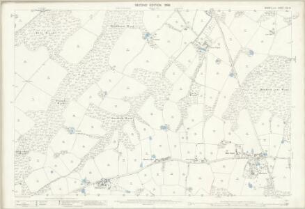 Sussex XXX.8 (includes: Salehurst) - 25 Inch Map