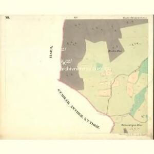 Stadln - c7347-1-012 - Kaiserpflichtexemplar der Landkarten des stabilen Katasters