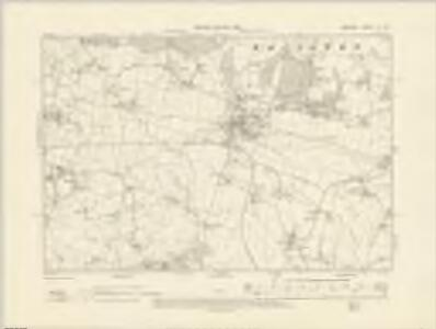 Somerset XI.SW - OS Six-Inch Map