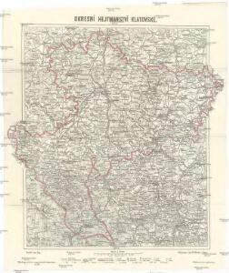 Okresní hejtmanství Klatovské