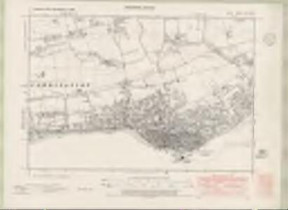 Forfarshire Sheet LIV.NE - OS 6 Inch map
