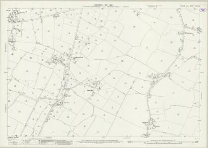 Sussex LXXIII.5 (includes: Birdham; Earnley; East Wittering; Sidlesham; West Wittering) - 25 Inch Map