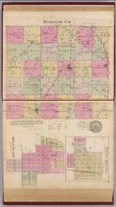 Sedgwick County, Conway and Belle Plaine, Kansas.