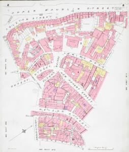 Insurance Plan of Bristol: sheet 2