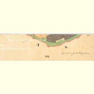 Hoschlowitz - c1794-1-009 - Kaiserpflichtexemplar der Landkarten des stabilen Katasters