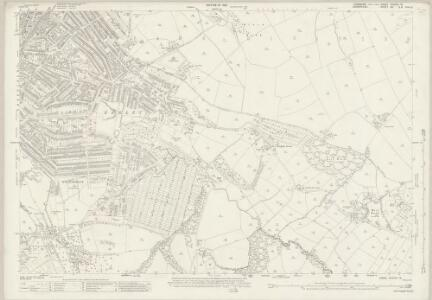 Yorkshire CCXCIV.16 (includes: Sheffield) - 25 Inch Map