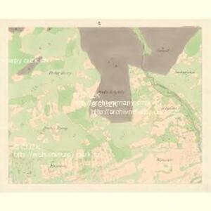 Neu Hrosenkau (Nowi Heasenkow) - m2073-1-010 - Kaiserpflichtexemplar der Landkarten des stabilen Katasters