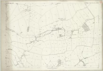 Cornwall XXXII.13 (includes: Colan; Mawgan in Pyder; Newquay) - 25 Inch Map