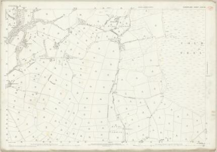 Cumberland LXXIII.9 (includes: Beckermet St Bridget) - 25 Inch Map