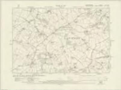 Herefordshire XIII.NW - OS Six-Inch Map