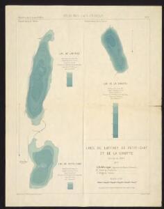 Lacs de Laffrey, de Petit-Chat et de la Girotte