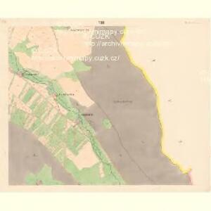 Prachatitz (Prachatice) - c6076-1-008 - Kaiserpflichtexemplar der Landkarten des stabilen Katasters