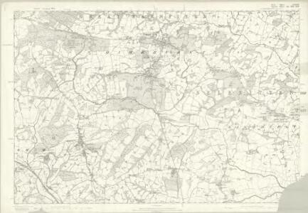 Kent LXXVIII - OS Six-Inch Map