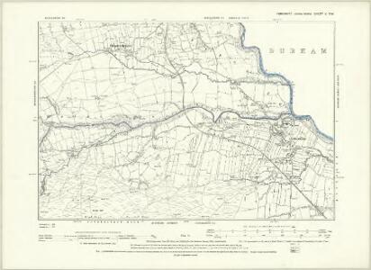 Yorkshire IV.NE - OS Six-Inch Map