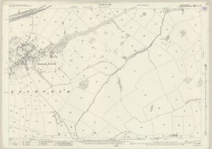 Leicestershire L.13 (includes: Husbands Bosworth; Marston Trussel; Sibbertoft; Theddingworth) - 25 Inch Map