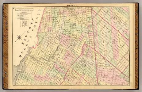 Sec. 4. Brooklyn map.