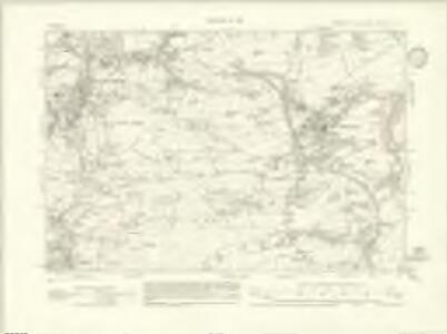 Yorkshire CC.SE - OS Six-Inch Map