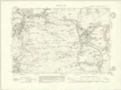 Yorkshire CC.SE - OS Six-Inch Map