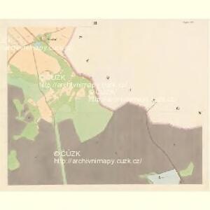 Bugau - c0660-1-003 - Kaiserpflichtexemplar der Landkarten des stabilen Katasters
