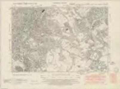 Derbyshire XII.NW - OS Six-Inch Map