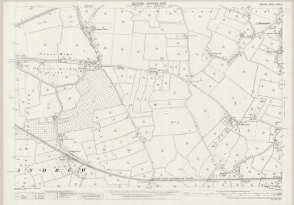 Norfolk XXXII.10 (includes: Terrington St Clement; Walpole St Andrew) - 25 Inch Map