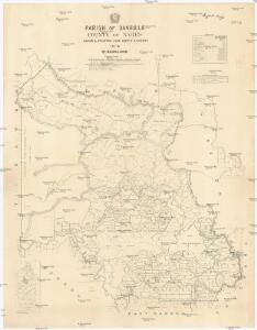 Parish of Danbulla, county of Nares