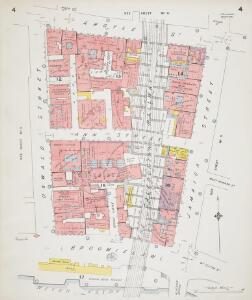 Insurance Plan of Glasgow Vol. I: sheet 4