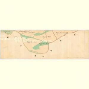 Weichseln - c8980-1-020 - Kaiserpflichtexemplar der Landkarten des stabilen Katasters