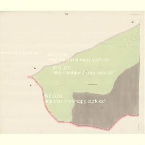Mosty bei Jablunkau - m1892-1-013 - Kaiserpflichtexemplar der Landkarten des stabilen Katasters