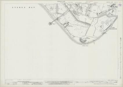 Hampshire and Isle of Wight LXXXIII.14 (includes: Alverstoke) - 25 Inch Map