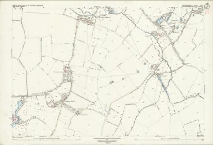 Bedfordshire XX.11 (includes: Aspley Guise; Hulcote and Salford; Wavendon) - 25 Inch Map